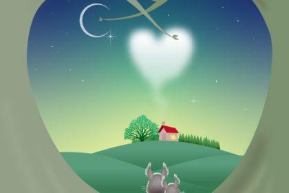 Green night Love